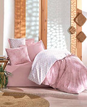 Комплект постельного белья Cotton Box Minimal Best Pink