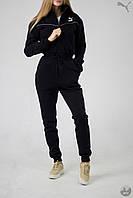 Трикотажный комбинезон женский Puma XTG / Спортивный костюм зимний с капюшоном до - 25*С, фото 1