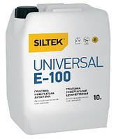 E-100 Siltek Universal Грунтовка универсальная щелочестойкая (канистра 10л)