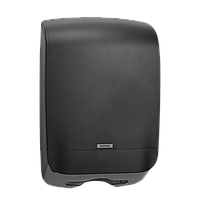 Держатель для бумажных полотенец (листовых полотенец) сложения ZZ Katrin Inclusive M - черный 92063