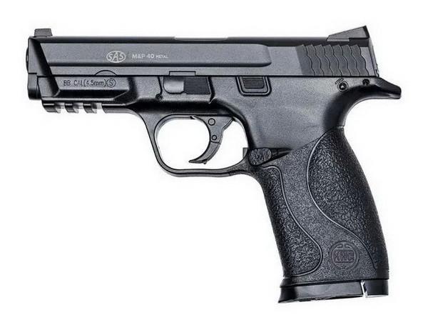 Пістолет пневматичний SAS MP-40 (4,5 мм)