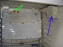 Замена термостата в Донецке. Замена реле холодильника в Донецке
