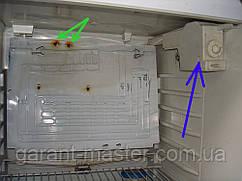 Заміна термостата в Житомирі. Заміна реле холодильника в Житомирі