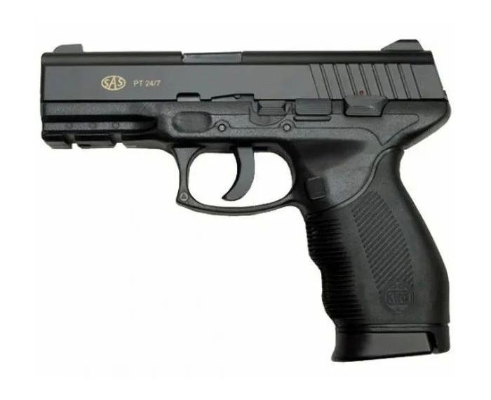 Пістолет пневматичний SAS Taurus 24-7 (4.5 мм)