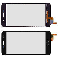 Huawei Y6 PRO TIT-U02 / Enjoy 5 сенсорний екран, тачскрін чорний