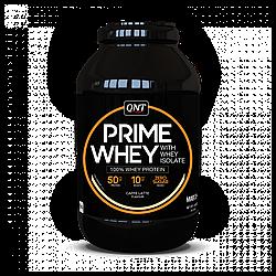 QNT_PRIME WHEY 2 кг - Caffe Latte