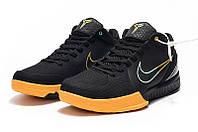 Мужские Баскетбольные кроссовки Nike Kobe 4 Pronto (Black/yellow), фото 1