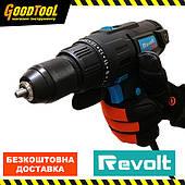 Мережевий шуруповерт Revolt ES980HD