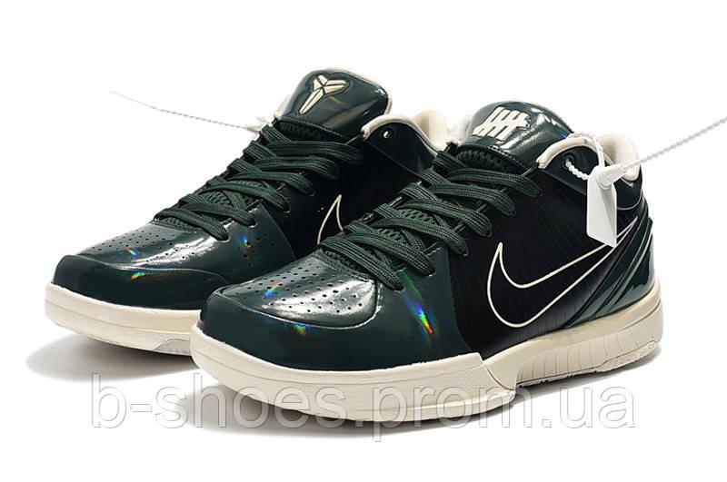 Мужские Баскетбольные кроссовки Nike Kobe 4 Pronto(Green)