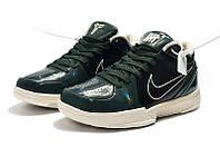 Мужские Баскетбольные кроссовки Nike Kobe 4 Pronto(Green), фото 1