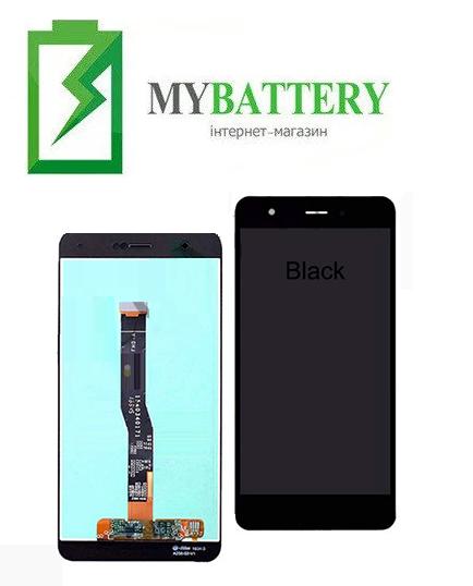 Дисплей (LCD) Huawei Nova (CAN-L11) FHD-A с сенсором черный, без микросхемы