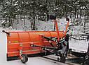 Сніговідвал Pronar PU-2200E, фото 4
