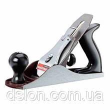 """Рубанок столярный STANLEY 1-12-203 """"Handyman"""" длина 240 мм, с ножом шириной 44 мм."""