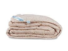 Одеяло холлофайбер зимнее сатин 140х205 полуторное, фото 2
