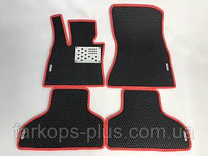 Автомобильные коврики EVA на BMW X5 F15 (2013-2018)
