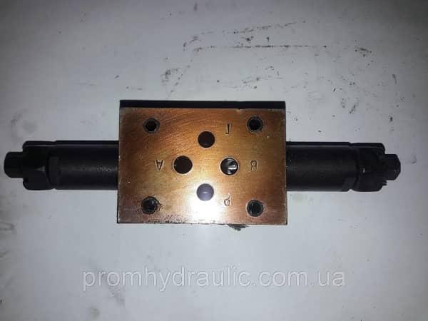 Дроссель ДКМ-6/3, ДКМ6/3 гидравлический модульный
