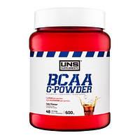 Амінокислотний комплекс BCAA G-Powder (600 g) кола