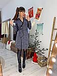 Женское платье на запах с кружевом (в расцветках), фото 6