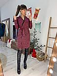 Женское платье на запах с кружевом (в расцветках), фото 10