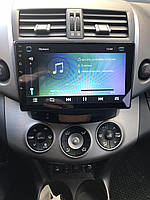 "Штатная Магнитола Toyota Rav4 2006-2012 на Android 8.1 Тойота Рав 4 с Экраном 9"" (М-ТР4-9)"