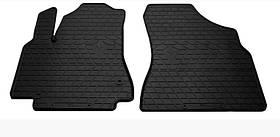 Коврики резиновые в салон Peugeot Partner 2008- передние (2шт) Stingray 1016172