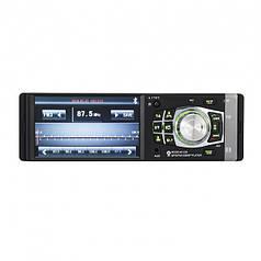 """★Автомагнітола Bluetooth Lesko 4012B 1DIN c екраном 4.1"""" потужність 60х4 Вт USB FM автомобільна пульт ДУ"""