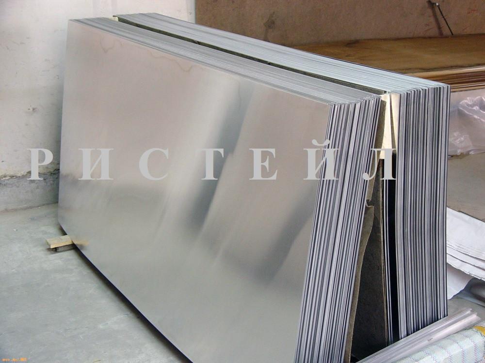 Лист 0,8 мм оцинкованный