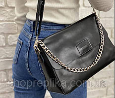 Клатч сумка женская кожа в натуральной коже