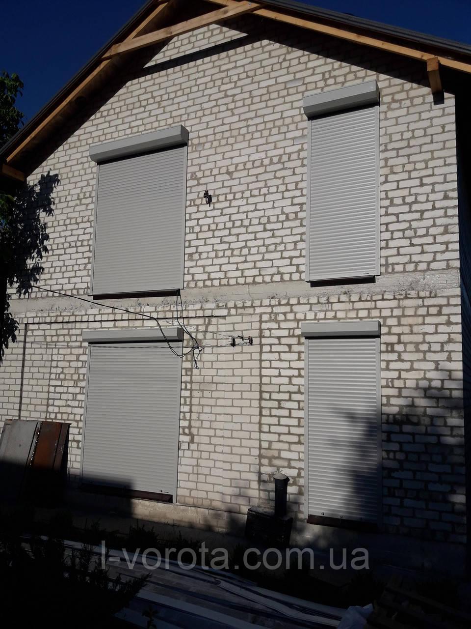 Оконные роллеты DoorHan ш1500, в1000