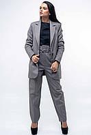 Пиджак в мужском стиле на подкладе Viki (42–52р) в расцветках