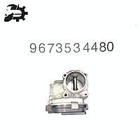 Дроссельная заслонка Citroen, Ситроен 28275019, 9673534480, фото 1