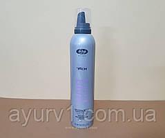 Мусс сильной фиксации для создания объема волос / Hair Mousse Volumizing Strong / Lisap / Италия / 300 мл