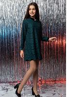 Елегантне мереживна сукня