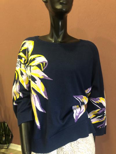 Женский теплый свитер, Marina V FW19-121