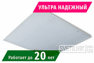 Ультранадежная LED панель 600х600 / 24W / 4200K / Микропризма (NeoN Lights AR-624-m)