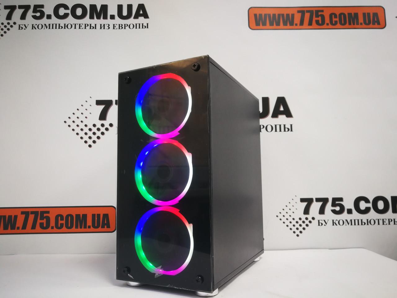 Игровой компьютер Intel Core i5-6500 3.6GHz, RAM 16ГБ, SSD 240ГБ, 500ГБ HDD, RX 580 8GB