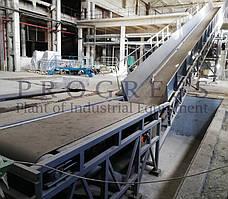 Поставка ленточного транспортера на один из крупнейших производителей картона и бумаги в Украине 1