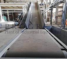 Поставка ленточного транспортера на один из крупнейших производителей картона и бумаги в Украине 5