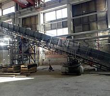 Поставка ленточного транспортера на один из крупнейших производителей картона и бумаги в Украине 8