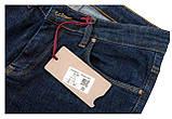 Мужские джинсы Franco Benussi 16-107 Sofia 6195 темно-синие, фото 9