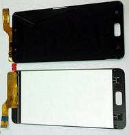 Дисплей модуль Asus ZC520KL ZenFone 4 Max в зборі з тачскріном, чорний