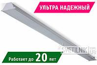 Линейный LED светильник 1560x100 / 36W / 4200K / Микропризма (S-1536-m)