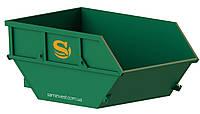 Мусорный контейнер для ТБО (бункер, лодочка) 8 м3