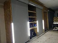 Алюминиевые роллеты (рольставни) DoorHan ш1200, в2000