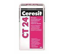 Штукатурка Ceresit CT 35/25 белая, (зерно 2,5мм), 25 кг.
