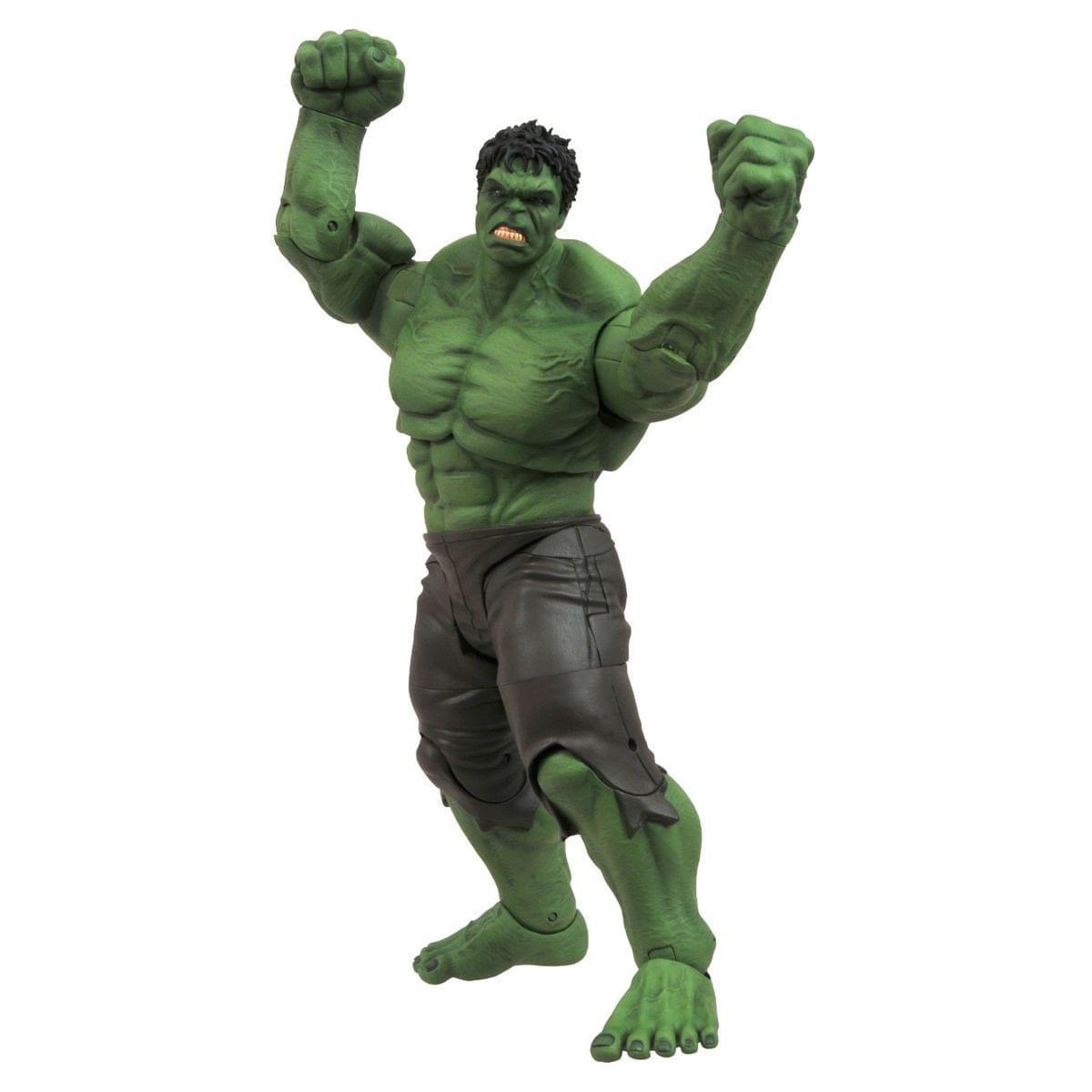 Уценка! Фигурка Marvel Халк из к\ф Мстители - Hulk, Avengers, Marvel Select
