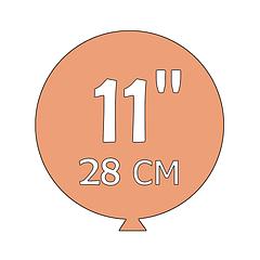 Шары 11 дюймов