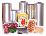 Стретч плівка ПВХ харчова 430мм х 1300м х 7,5 мкм (5,27/5,84 кг), фото 2