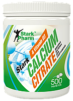Кальция цитрат Stark Pharm - Calcium Citrate & Vitamin D3 1000 мг (500 таблеток)