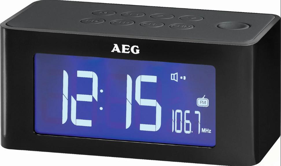 Радиоприемник AEG MRC 4140 black